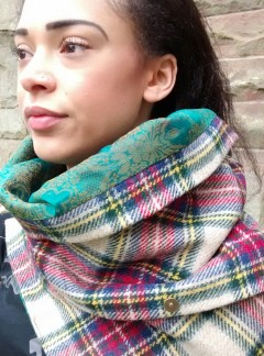 Poplet Magnetic Scarf