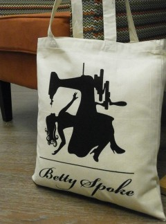 A Betty Spoke Tote!